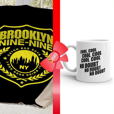 Brooklyn Nine-Nine Gift Wrapped Bundle