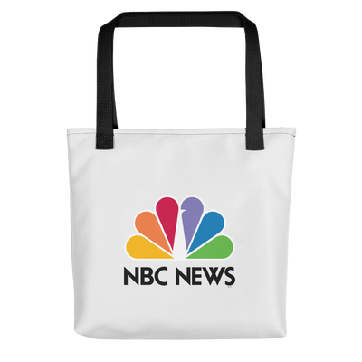 NBC News Logo Premium Tote Bag