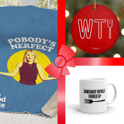 The Good Place Ultimate Fan Gift Wrapped Bundle