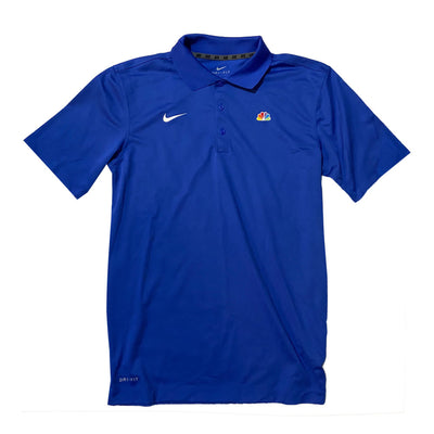 NBC x Nike Men's Royal Polo