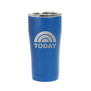 TODAY Show Logo Laser Engraved SIC Tumbler