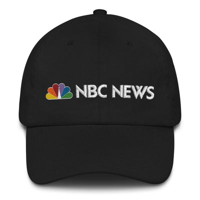 NBC News Logo Embroidered Hat