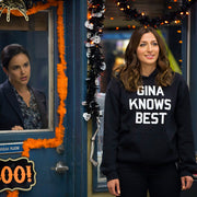 Brooklyn Nine-Nine Gina Knows Best Hooded Sweatshirt