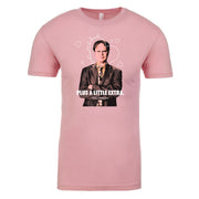 The Office Dwight's Love Quote  Adult Short Sleeve T-Shirt