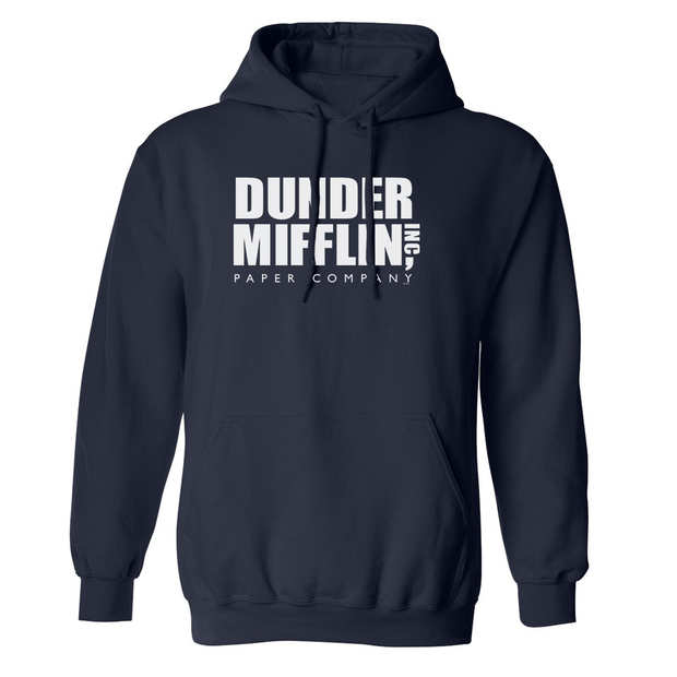 The Office Dunder Mifflin Hooded Sweatshirt