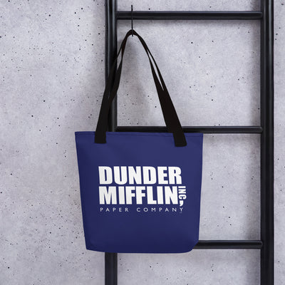 The Office Dunder Mifflin Premium Tote Bag