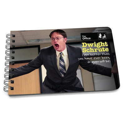 The Office Dwight Schrute Book