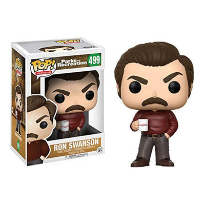 Parks & Recreation Ron Swanson Collectible
