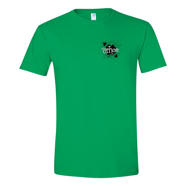 The Office Meredith's Perfect St. Patrick's Day Men's Classic Short Sleeve T-Shirt