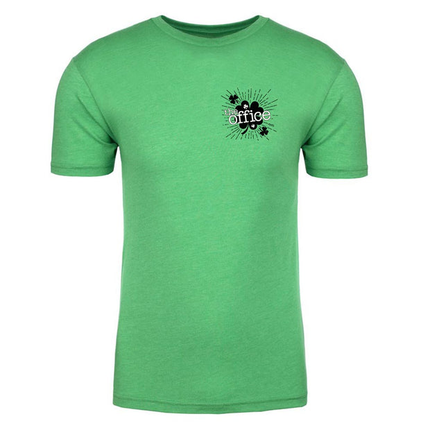 The Office Meredith's Perfect St. Patrick's Day Men's Tri-Blend T-Shirt