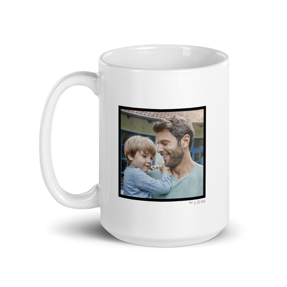 The Office Personalized World's Best Dad White Mug-secondary-image