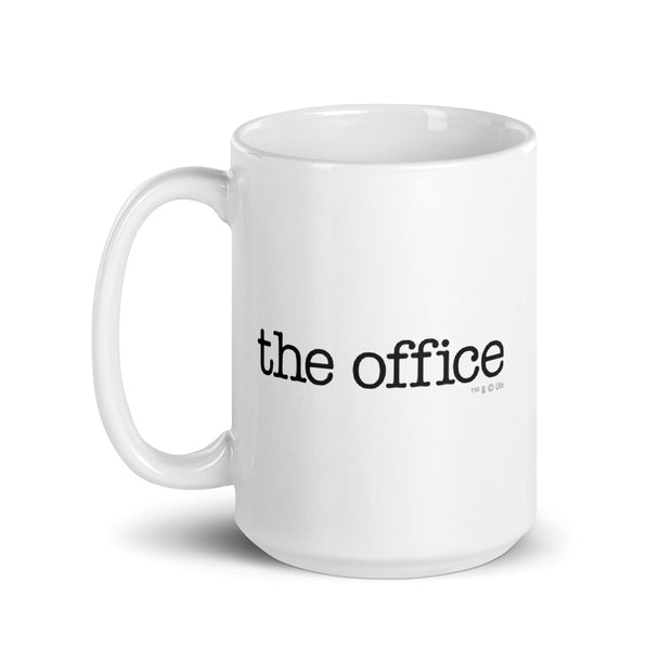 The Office World's Best Dad White Mug