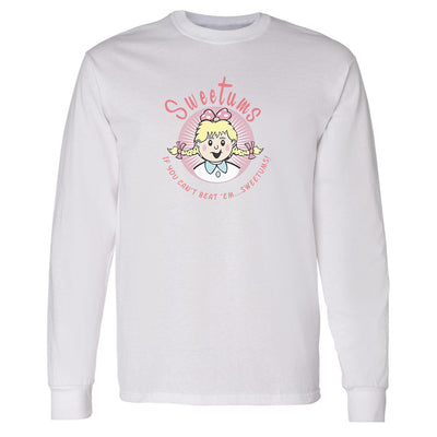 Parks and Recreation Sweetums Adult Long Sleeve T-Shirt