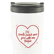 Parks and Recreation Karate Punch 16 oz Stainless Steel Thermal Travel Mug