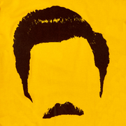 Parks and Recreation Ron Swanson Tee