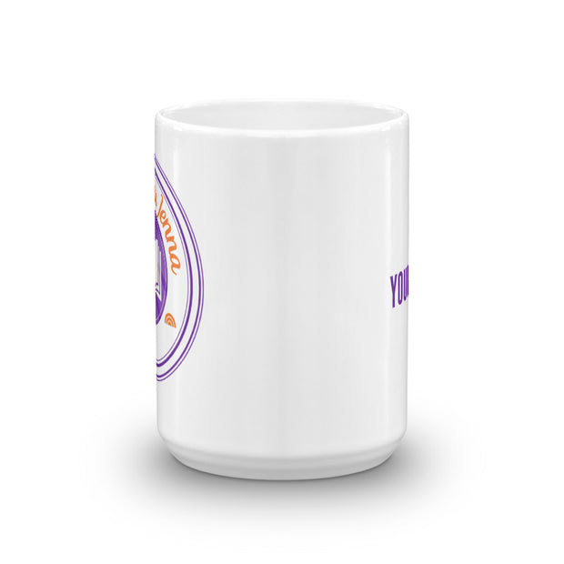 TODAY Read with Jenna Personalized White Mug