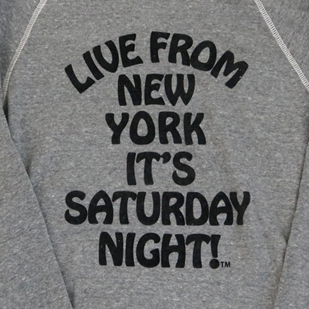 Saturday Night Live Live From New York Sweatshirt
