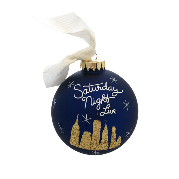 Saturday Night Live Live From New York Ornament