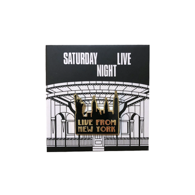 Saturday Night Live Pintrill Live From New York Pin