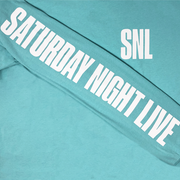 Saturday Night Live Mint Long Sleeved Tee