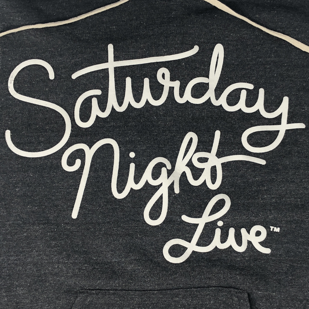 Saturday Night Live Script Logo Pullover Hoodie