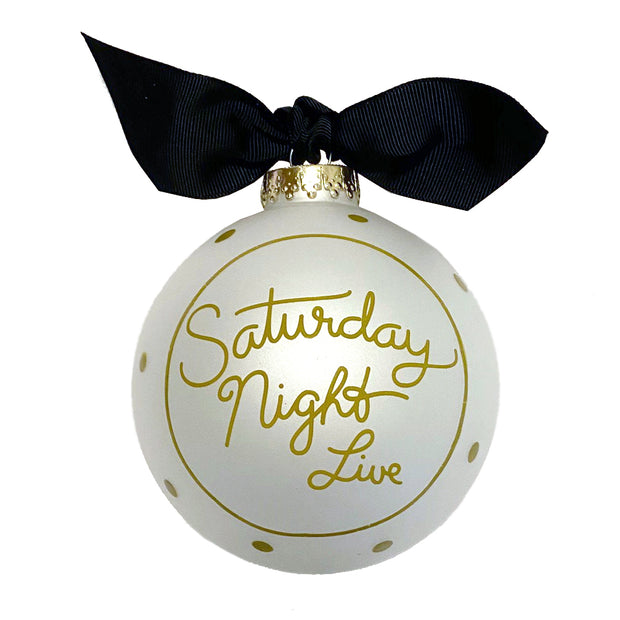 Saturday Night Live Iconic Sketches Ornament