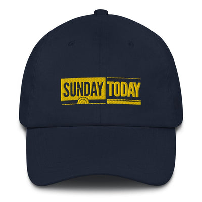 Sunday TODAY Embroidered Hat