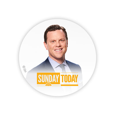 Sunday TODAY with Willie Geist Yellow PopSocket