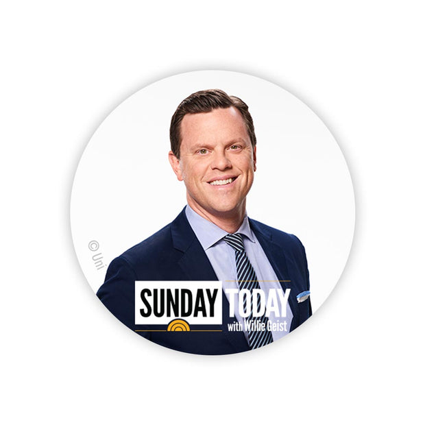 Sunday TODAY with Willie Geist White PopSocket