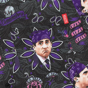 "The Office ""Prison Mike"" Button Down Shirt"
