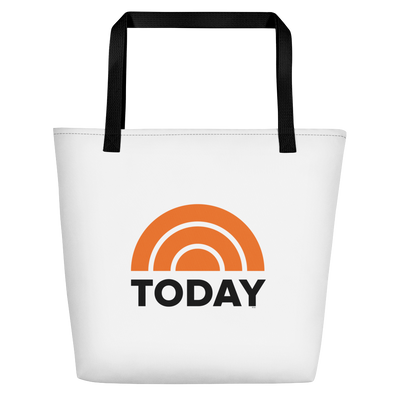 TODAY Show Logo Beach Bag