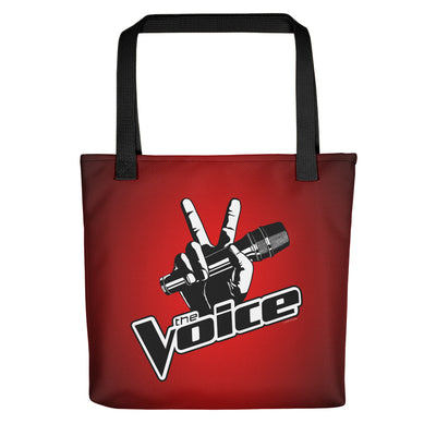 The Voice Logo Premium Tote Bag