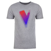 The Voice Neon Logo Men's Tri-Blend T-Shirt
