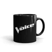 The Voice Wordmark White Mug