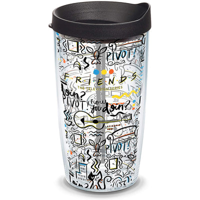 Friends - Pattern Tervis Tumbler