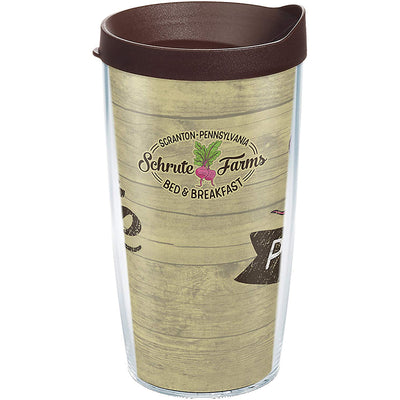 The Office - Schrute Farms Tervis Tumbler