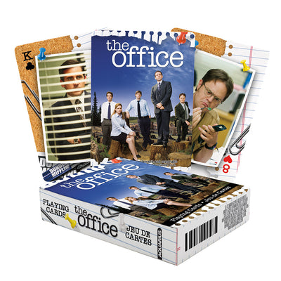 The Office Cast Playing Cards