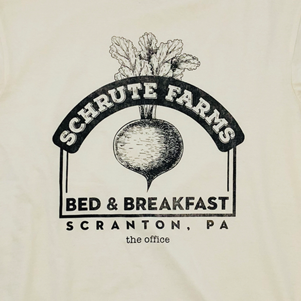 The Office Schrute Farms Tee