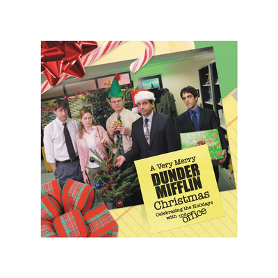 A Very Merry Dunder Mifflin Christmas: Celebrating the Holidays with The Office Book