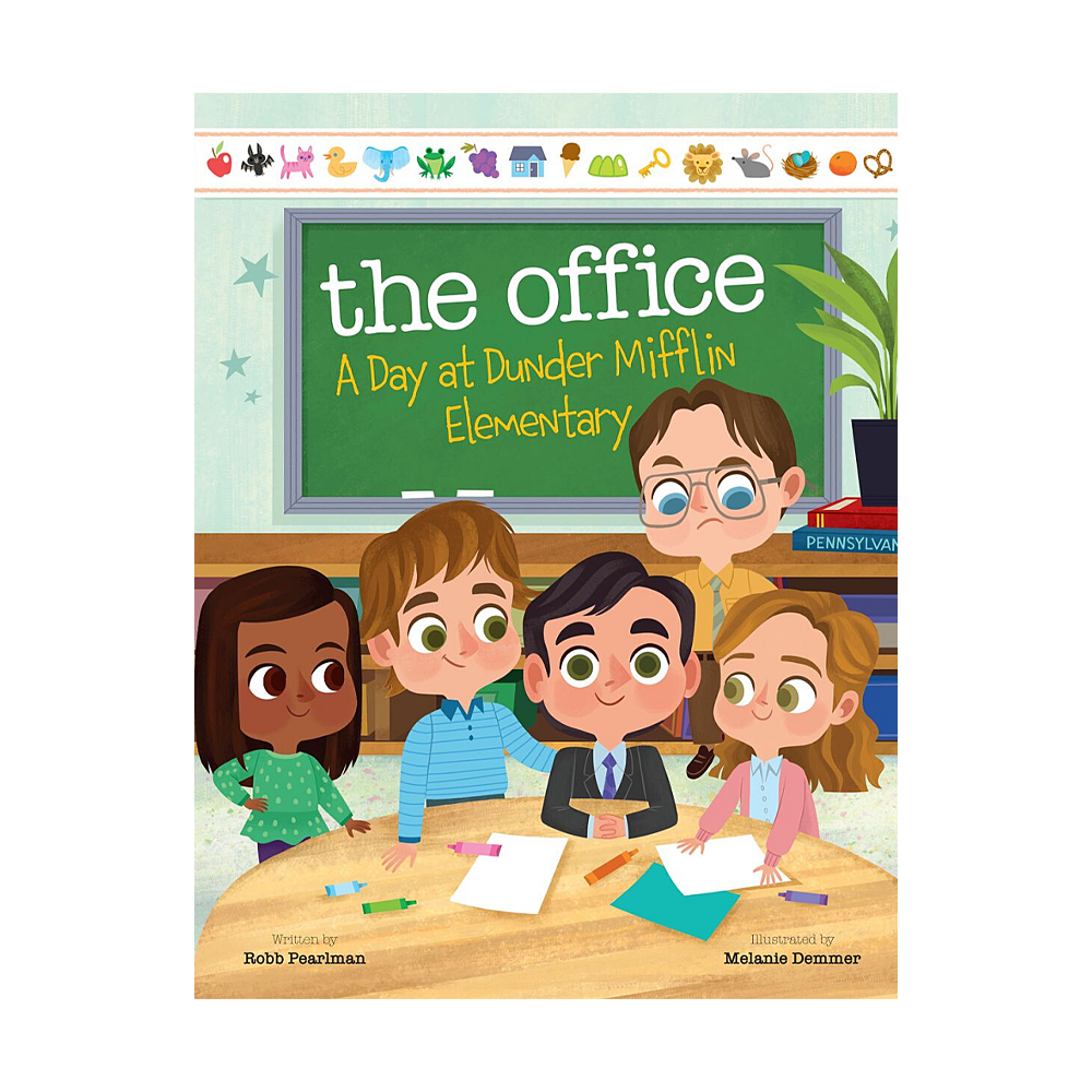 The Office: A Day at Dunder Mifflin Elementary Book
