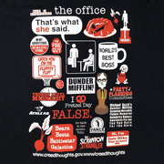The Office Mashup Tee