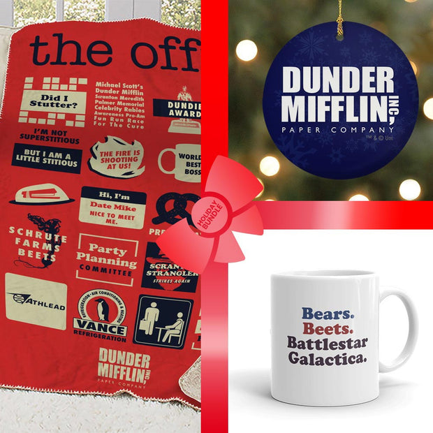 The Office Gift Wrapped Bundle