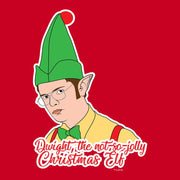 The Office Dwight Elf Adult Long Sleeve T-Shirt