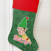 The Office Dwight Elf Stocking