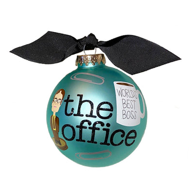 The Office Dunder Mifflinite Ornament