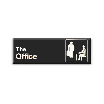 The Office Title Card Magnet