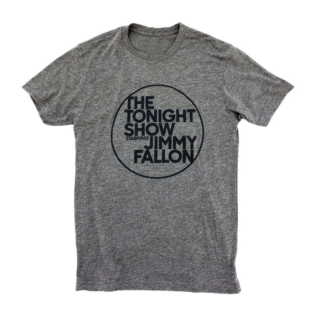 The Tonight Show Starring Jimmy Fallon Tri-Blend Logo Tee