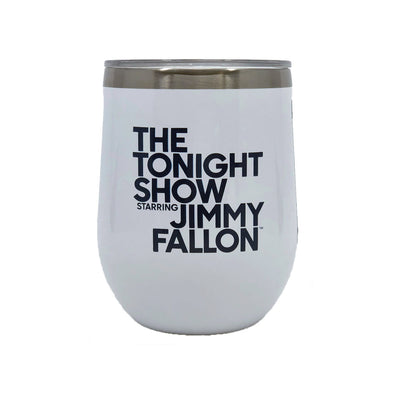The Tonight Show Starring Jimmy Fallon Stemless Wine Cup
