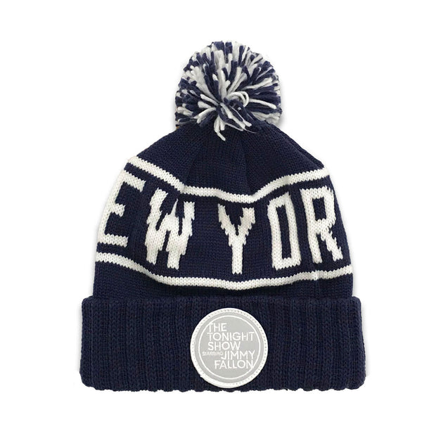 The Tonight Show Starring Jimmy Fallon Pom Beanie
