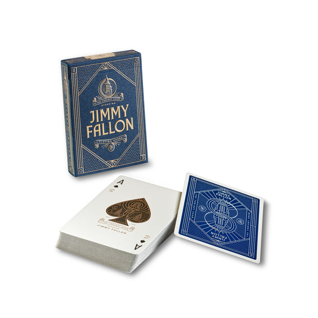 The Tonight Show Starring Jimmy Fallon Playing Cards